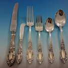 King Richard by Towle Sterling Silver Flatware Set 12 Service 72 Pcs Dinner Size