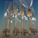Old Master by Towle Sterling Silver Flatware Set Service 29 Pieces New