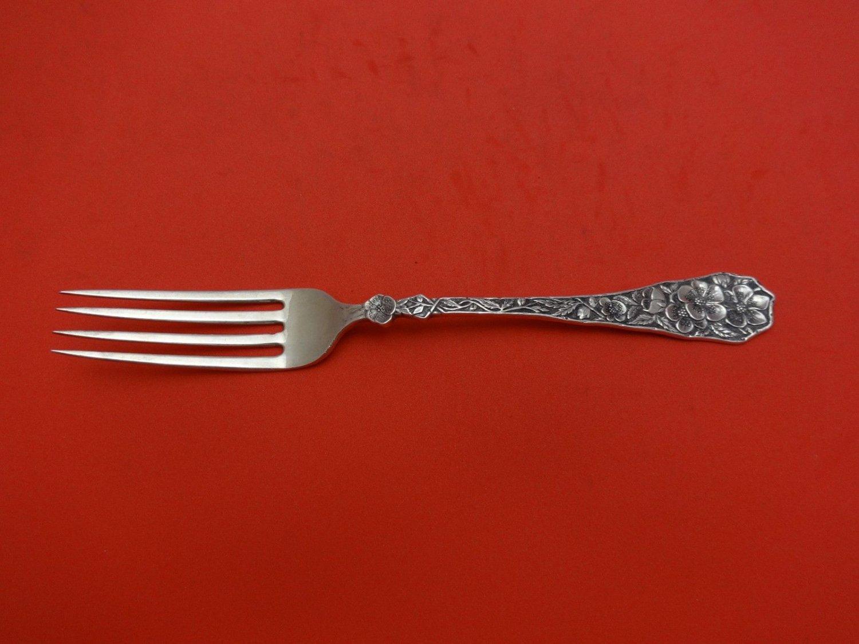 "Bouquet by Durgin Sterling Silver Regular Fork 7 1/4"""