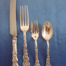 Versailles by Gorham Sterling Silver Dinner Size Place Setting(s) 4pc