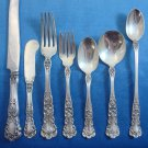 Buttercup by Gorham Sterling Silver Dinner Flatware Set For 18 Service 133 Pcs
