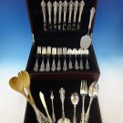Medici by Gorham Sterling Silver Flatware Set For 8 Service 41 Pieces