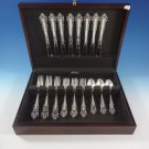 Medici New by Gorham Sterling Silver Flatware Set Service 32 Pieces