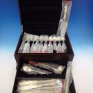 Spanish Baroque by Reed and Barton Sterling Silver Flatware Set 44 PC New