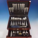 Tara by Reed and Barton Sterling Silver Flatware Set For 8 Service 63 Pieces