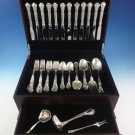 Chantilly by Gorham Sterling Silver Flatware Set For 12 Service 65 Pieces