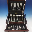Candlelight by Towle Sterling Silver Flatware Set For 8 Service 50 Pieces