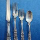 Buttercup by Gorham Sterling Silver Dinner Size Place Setting(s) French 4pc