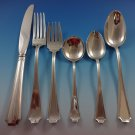 Fairfax by Gorham Sterling Silver Flatware Set 8 Service 63 Pieces Place Size