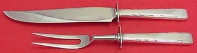 """Horizon by Easterling Sterling Silver Steak Carving Set 2pc 10 1/4"""""""