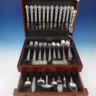 Tara by Reed and Barton Sterling Silver Flatware Set For 12 Service 108 Pcs Huge