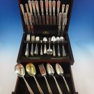 Princess Patricia by Durgin Sterling Silver Flatware Set 8 Service 93 Pcs M Mono