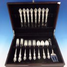 Spanish Provincial by Towle Sterling Silver Flatware Set For 8 Service 33 Pcs