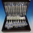 Charmaine by International Sterling Silver Flatware Set 12 Service 48 Pieces New