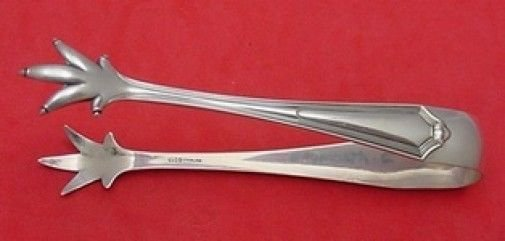 Plymouth by Gorham Sterling Silver Sugar Tong 4 3/8""