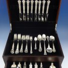 Chantilly by Gorham Sterling Silver Flatware Set For 8 Service 77 Pieces