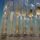 Southern Colonial by International Sterling Silver Flatware Set For 12 48 PC New