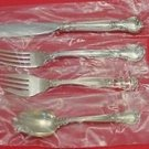 Chantilly by Gorham Sterling Silver Place Size Place Setting(s) 4pc New