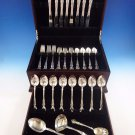 Savannah by Reed and Barton Sterling Silver Flatware Service For 8 Set 43 Pieces