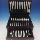 Debutante by Wallace Sterling Silver Flatware Set For 12 Service 63 Pieces