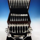 Mediterranea by Oneida Sterling Silver Flatware Set For 12 Service 64 Pieces