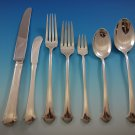 Chippendale by Towle Sterling Silver Flatware Set for 12 Service 84 pieces
