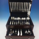 Wentworth by Watson Sterling Silver Flatware Set For 12 Service 102 Pieces