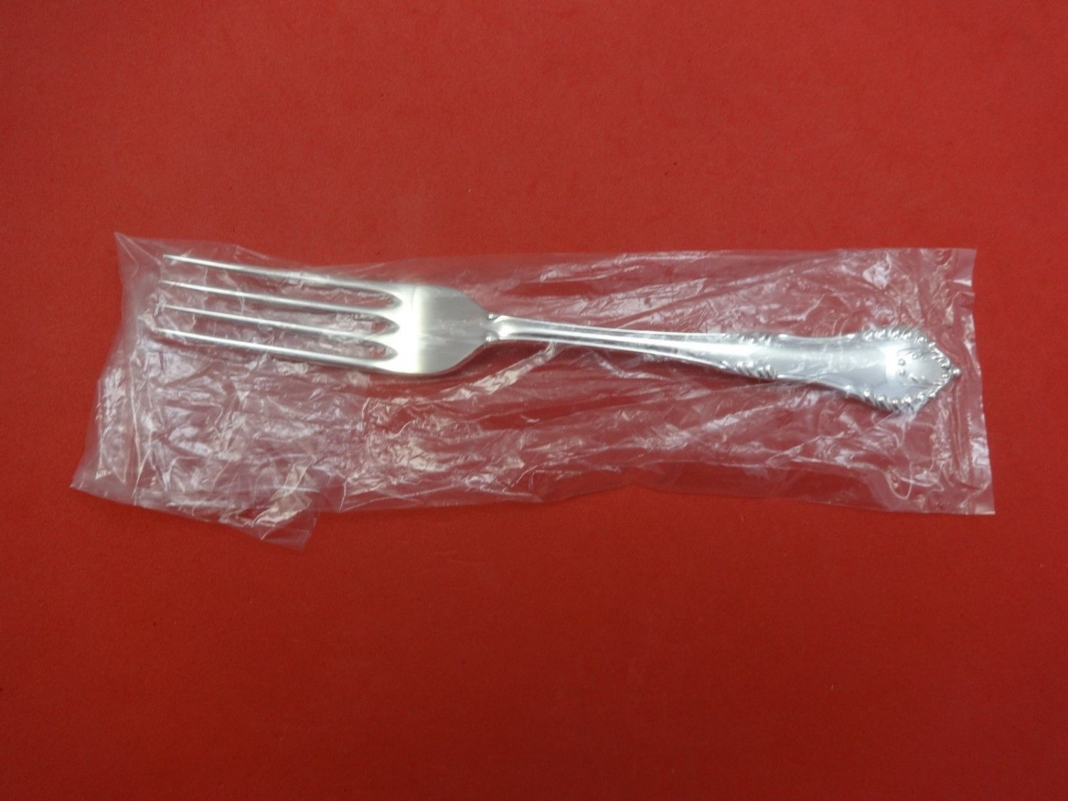 """Hidcote by William Yeoward Sterling Silver Dinner Fork 8 1/2"""" New"""