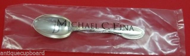 "Impero by Zaramella Argenti Sterling Silver Child'S Spoon 5"" New"