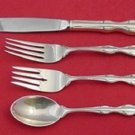 Mademoiselle by International Sterling Silver Regular Place Setting(s) 4pc New