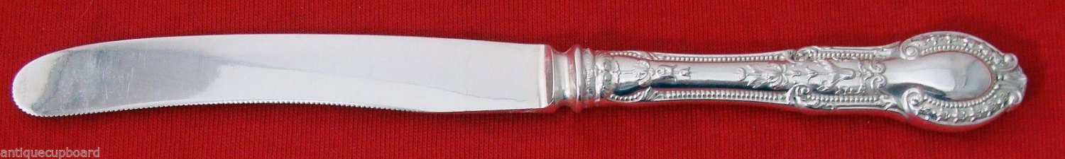 Tuileries by Gorham Sterling Silver Citrus Knife Serrated 7 1/4""