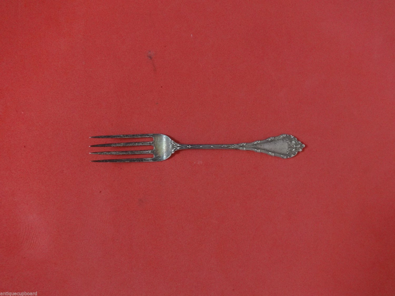 Madame Royale by Durgin Sterling Silver Junior Childs Fork 6 1/8""