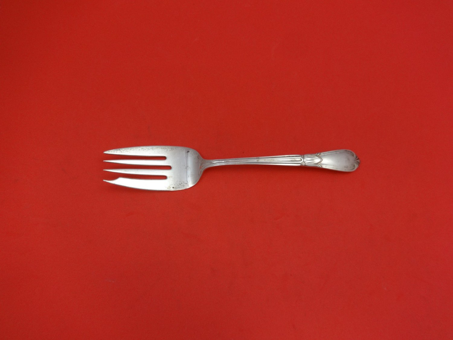"""Troubadour by Concord Sterling Silver Salad Fork 6 1/4"""""""