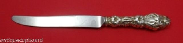 Lily by Whiting Sterling Silver Regular Knife New French Fat w/Stainless 8 3/4""