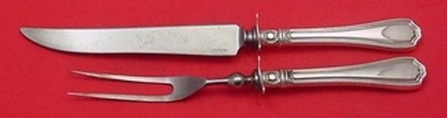 Hepplewhite by Reed & Barton Sterling Silver Steak Carving Set 2pc 10 1/4""