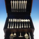 Cameo by Reed & Barton Sterling Silver Flatware Set For 8 Service 37 Pieces