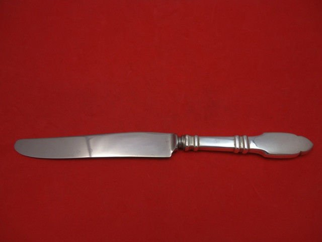 Robert Bruce by Graff, W & D Sterling Silver Dinner Knife 9 7/8""
