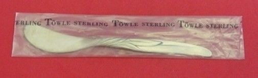 """Southwind by Towle Sterling Silver New FH Butter Spreader 5 3/4"""""""