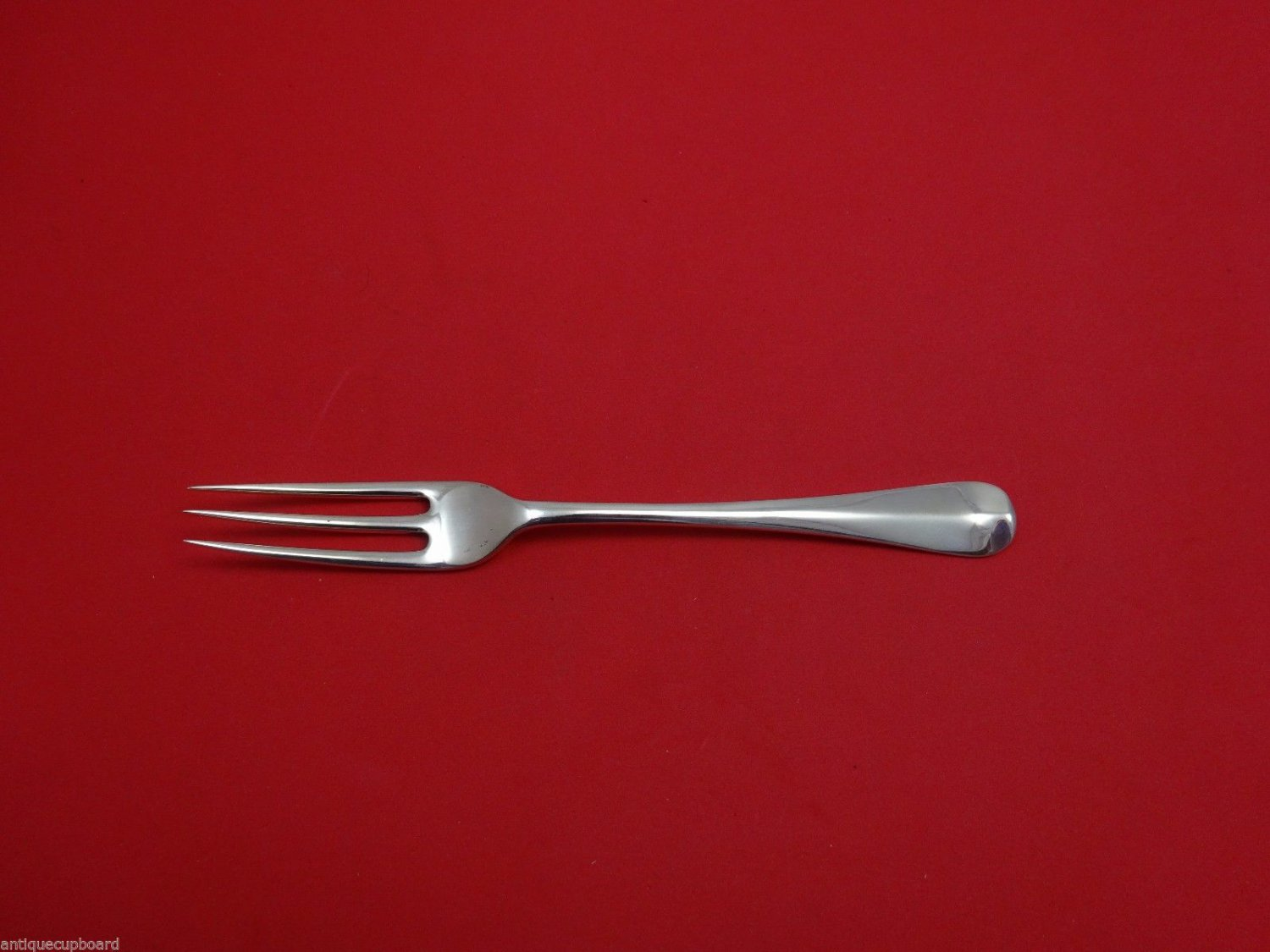 """Rat Tail by Re English Sterling Silver Dinner Fork 7 3/4"""""""