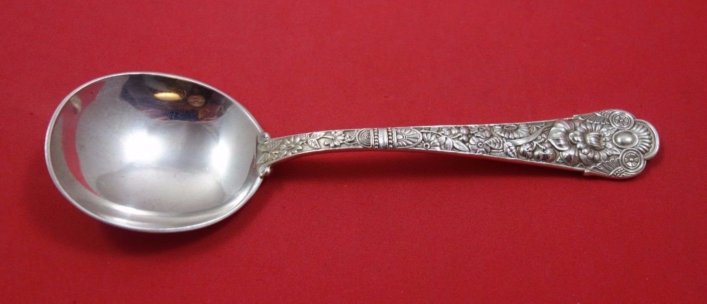 Cluny by Gorham Sterling Silver Gumbo Soup Spoon 6 3/4""