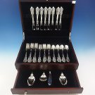Grande Baroque by Wallace Sterling Silver Flatware Set For 8 Service 36 Pieces