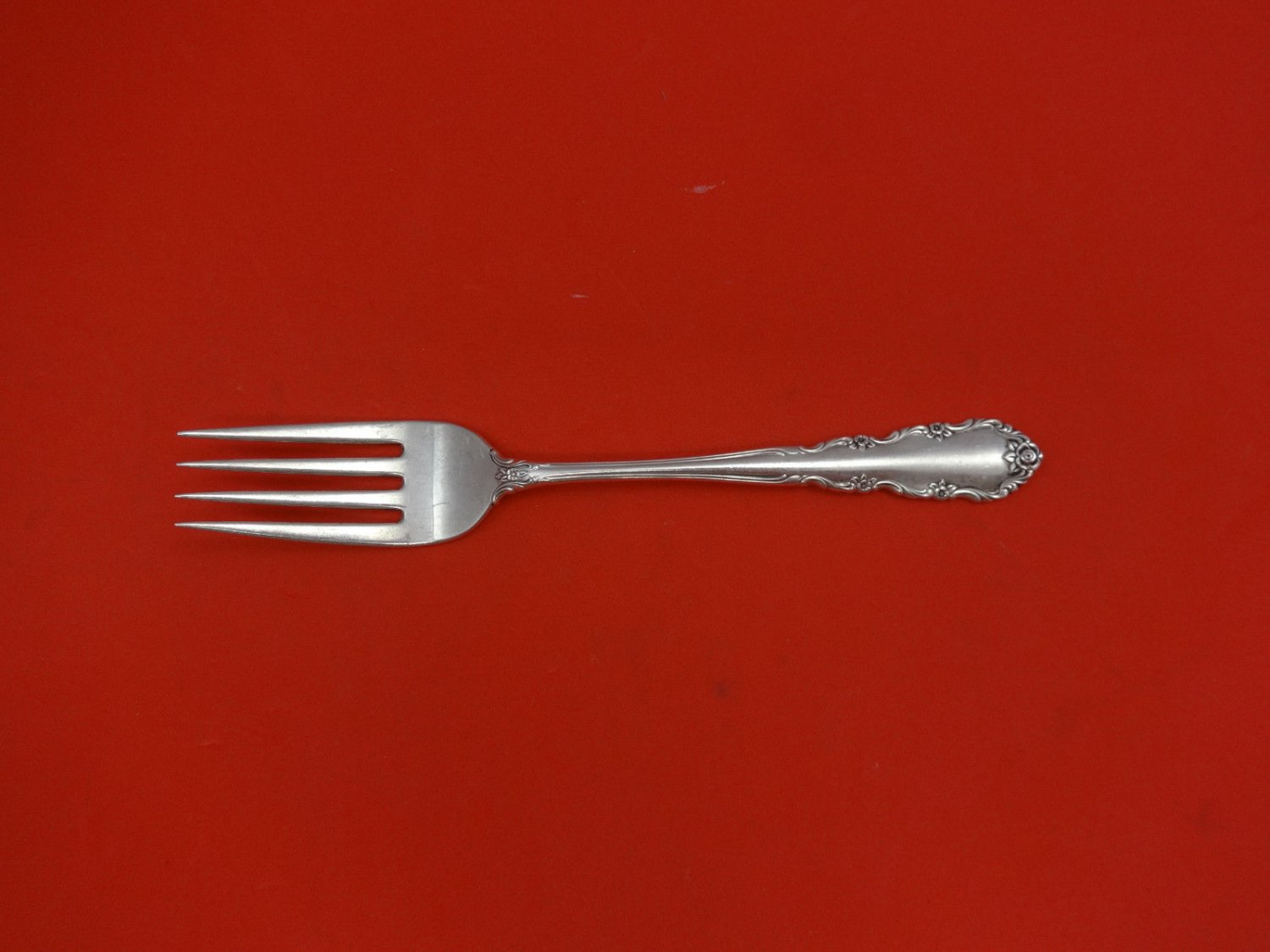 Shenandoah by Wallace Sterling Silver Salad Fork 6 1/4""