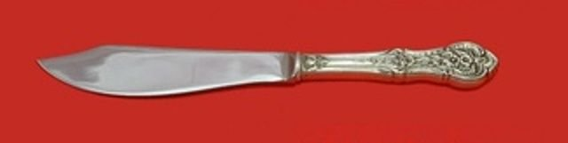 Springtime by International Sterling Silver Fish Knife Individual Custom 8 1/4""