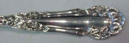 "Marcell by International Sterling Silver Regular Fork 6 3/4"""
