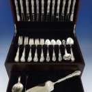 Fontana by Towle Sterling Silver Flatware Set For 12 Service 64 Pieces
