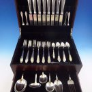 Clinton by Tiffany & Co. Sterling Silver Flatware Service For 8 Set 60 Pieces