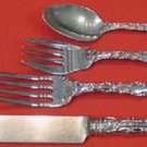 Strasbourg by Gorham Sterling Silver Dinner Size Place Setting(s) 4pc