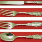 Luxembourg by Gorham Sterling Silver Dinner Size Place Setting(s) 4pc