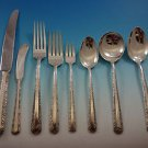 Candlelight by Towle Sterling Silver Flatware Set 12 Service 107 Pcs Huge