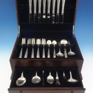 Madeira by Towle Sterling Silver Flatware Service For 8 Set 47 Pieces